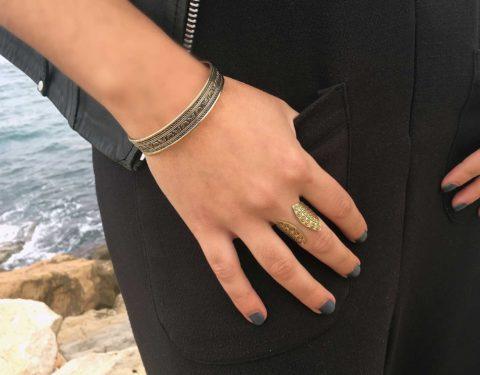 bracelete modelo