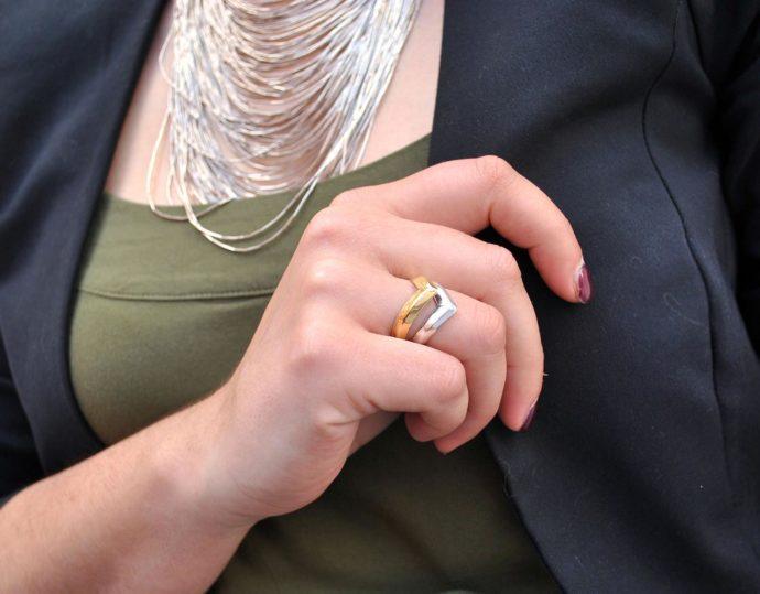 anillo modelo