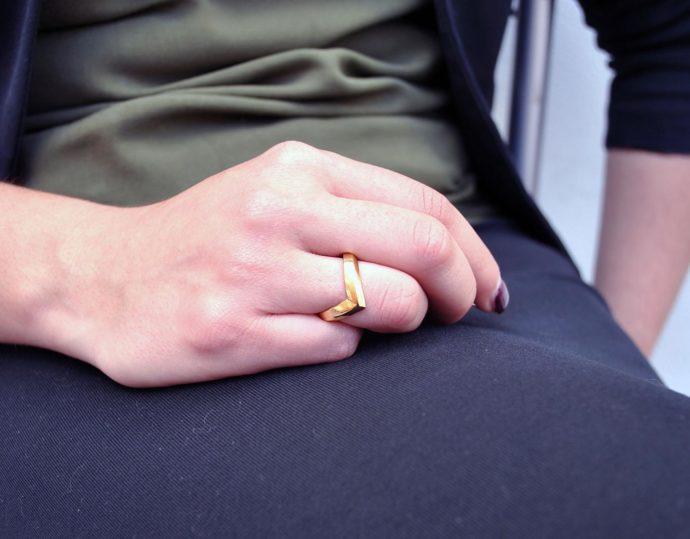 anillo pico modelo