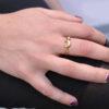 anillo flecha modelo