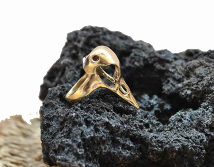 anillo pajaro