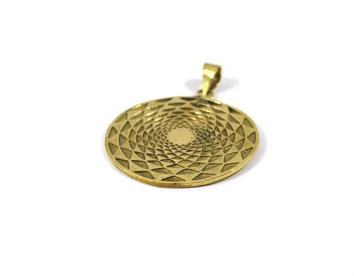 mandala medal