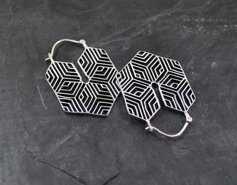 pendientes geometricos