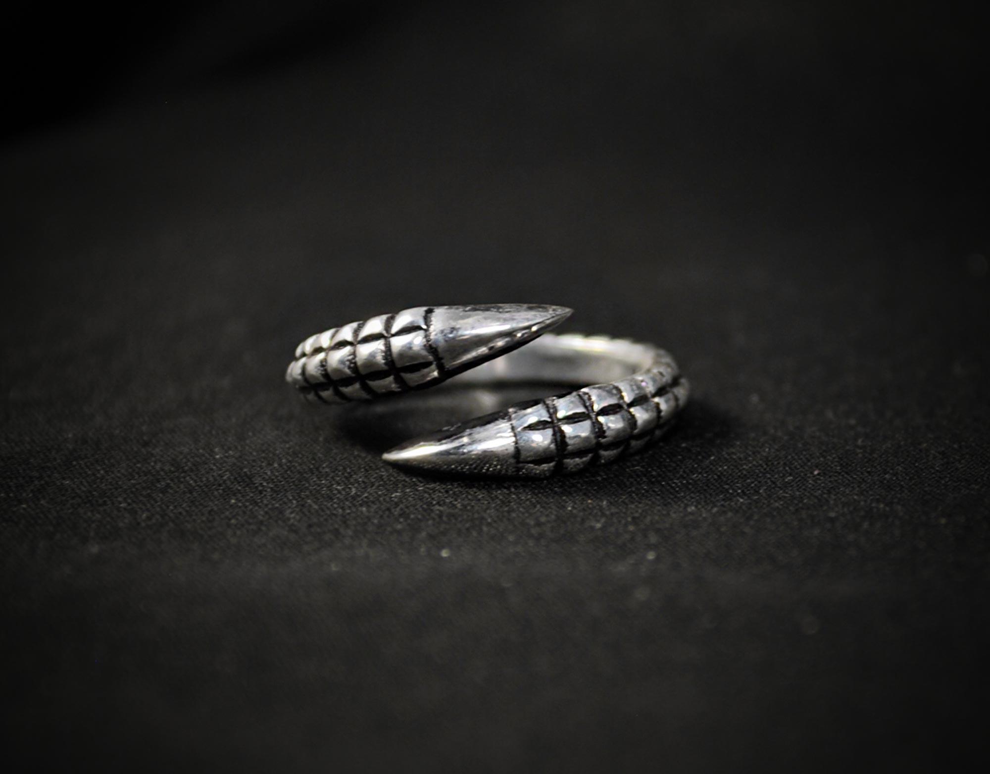 anillo pezuña